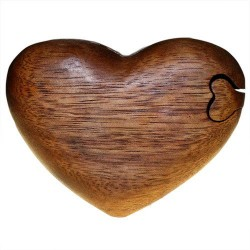 Bali Magic Box – Single Heart