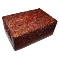 Kashmiri Carved Gift Box
