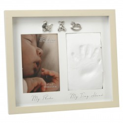 Bambino Keepsake Photo Frame & Handprint
