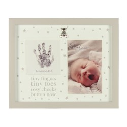 Bambino Keepsake Photo Frame & Handprint Display