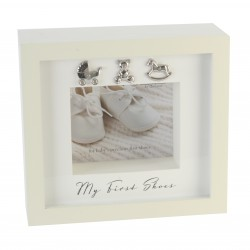 Bambino My First Shoes Keepsake Display Box