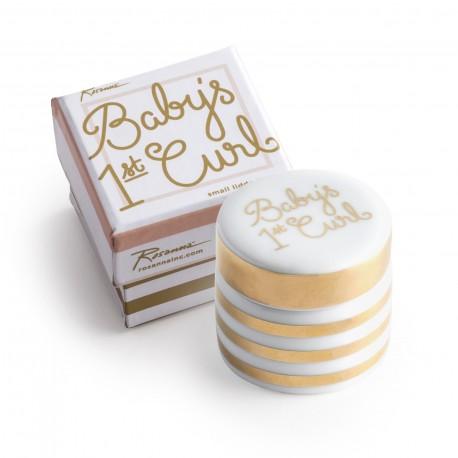 Oh Baby! Baby 1st Curl keepsake box