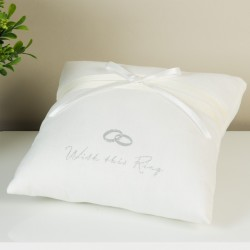 Amore Wedding Ring Cushion