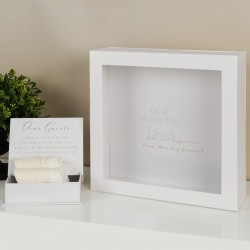 Amore Guest Token Message Keepsake Box (80pc Tokens)