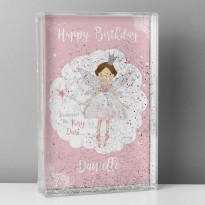 Personalised Fairy Princess Glitter Shaker