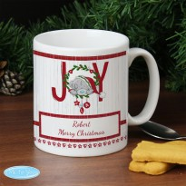 Personalised Me To You JOY Mug