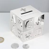 Christening ABC Money Box