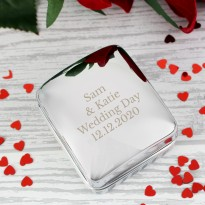 Personalised Any Message Ring Box