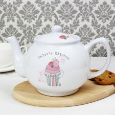 Personalised Teapots