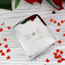 Personalised Ring Boxes