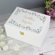 Flower Memory Boxes