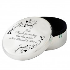 Maid of Honour Keepsake Boxes