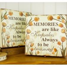 Vintage Memory Boxes
