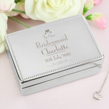 Bridesmaid Memory Boxes