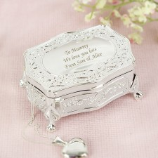 Mother of the Groom Keepsake Boxes